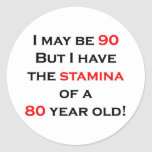 90 stamina