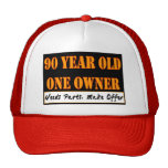 90 Year Old, One Owner - Needs Parts, Make Offer Hats