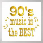 90s Best Print
