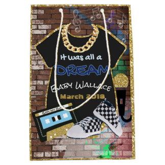 90's Hip Hop {Boy} Urban Baby Shower Gift Bag