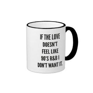 90s R&B coffee mug