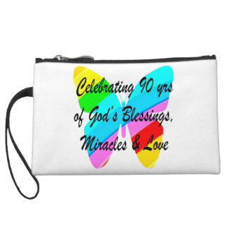 90TH BIRTHDAY BLESSING WRISTLET