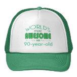 90th Birthday Celebration World's Best in Green
