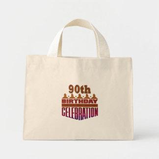 90th Birthday Celebrations Gifts Bag