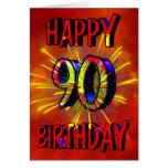 90th Birthday Fireworks