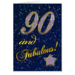 90th birthday for someone Fabulous