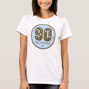 90th Birthday Gift Ideas T Shirt