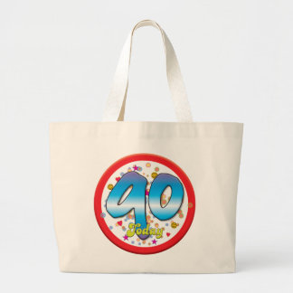 90th Birthday Today Bags