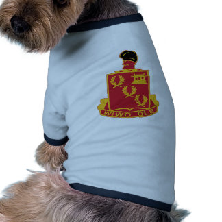 90th Field Artillery Battalion Military Patch Doggie Shirt
