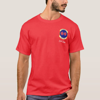 90th TFS Wild Weasel (dark shirt) T-Shirt