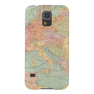 910 Lines of Communication, Central Europe Galaxy S5 Case