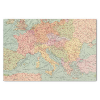 910 Lines of Communication, Central Europe Tissue Paper