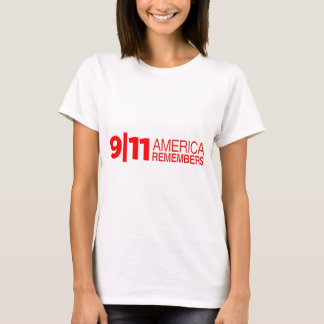 911 America Remembers T-Shirt