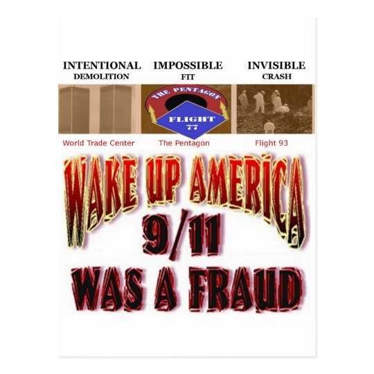 911 Conspiracy Cards