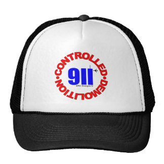 911 CONSPIRACY HAT
