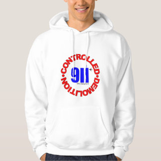 911 CONSPIRACY HOODIE