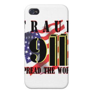 911 Fraud Iphone 4 Case