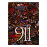911 gifts and greetings greeting card