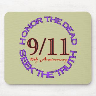 911 Honour the Dead Mousepad