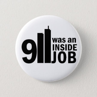 911 inside job badge