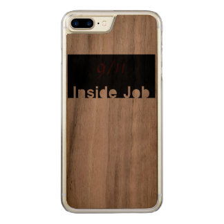 911 Inside Job Carved iPhone 7 Plus Case