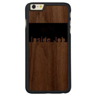 911 Inside Job iPhone 6 Plus Case