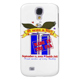 911 Lie Iphone Case