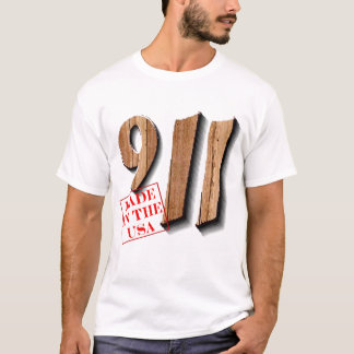911 Made in USA T-shirts