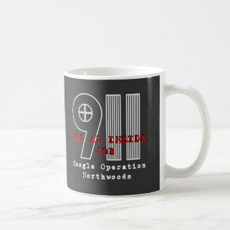 911 Northwoods, 911 Northwoods Coffee Mug