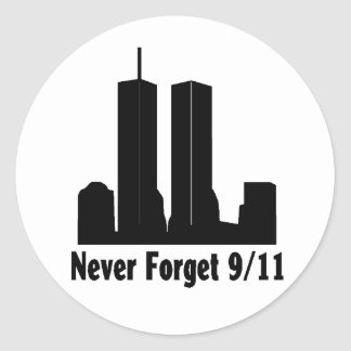 911 Remember sticker