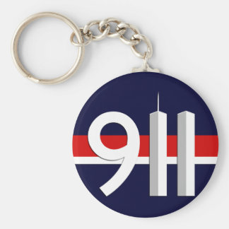 911 - September 11 10th Anniversary Key Ring