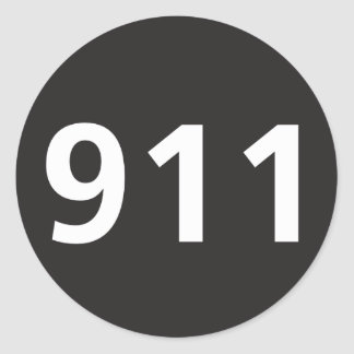 911 stickers