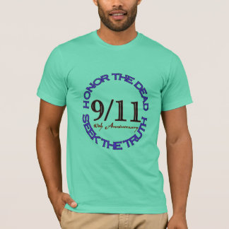 911 Tenth Anniversary T-shirts