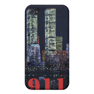 911 tribute iphone case case for iPhone 4