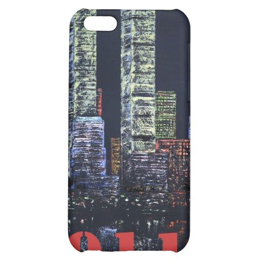 911 tribute iphone case case for iPhone 5C