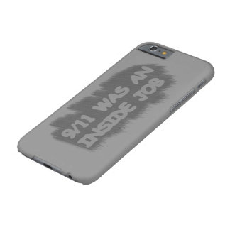911 was an inside job barely there iPhone 6 case