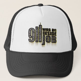 911 Was an Inside Job Trucker Hat