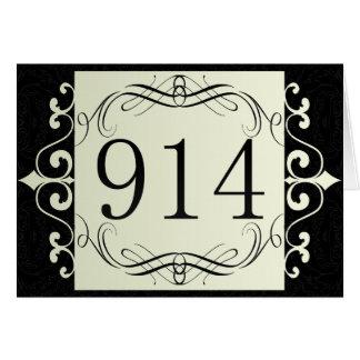 914 Area Code Cards