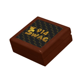 914 Area Code Swag Gift Boxes