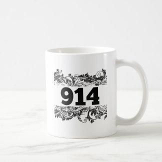 914 BASIC WHITE MUG