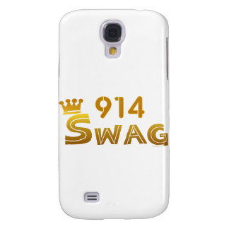 914 New York Swag Galaxy S4 Covers
