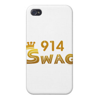 914 New York Swag iPhone 4 Cover