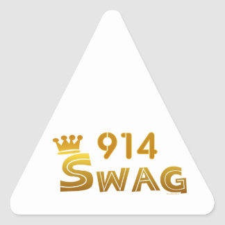 914 New York Swag Sticker