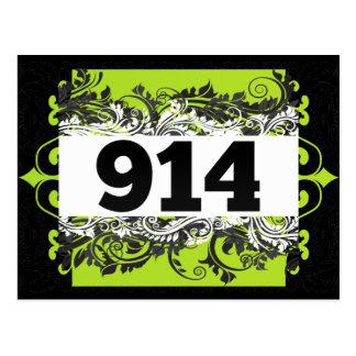 914 POST CARD