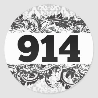 914 STICKERS