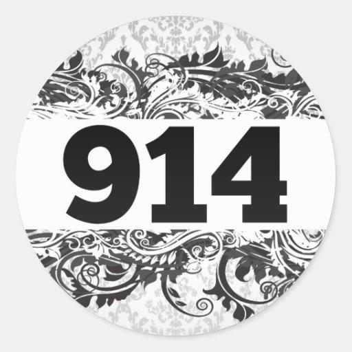 914 STICKERS