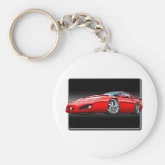 91_92_Firebird_Red Key Ring