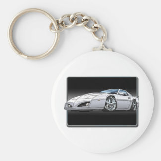 91_92_Firebird_White Key Ring