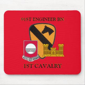 91ST ENGINEER BATTALION 1ST CAVALRY MOUSEPAD