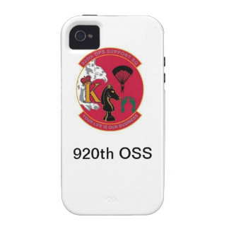 920 OSS iPhone Case iPhone 4 Cover